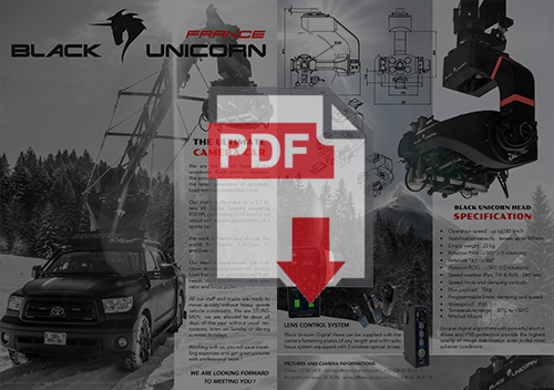 Download brochure Black Unicorn France